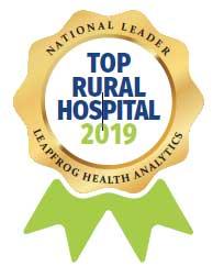 top rural hospital 2019